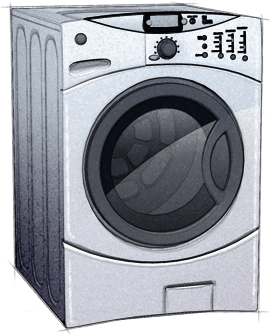 Crosley Washing Machine Troubleshooting & Repair - Whirlpool
