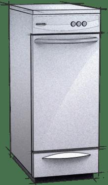 KitchenAid Trash Compactor Troubleshooting & Repair ...