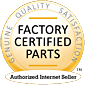 Factory Certified Parts logo